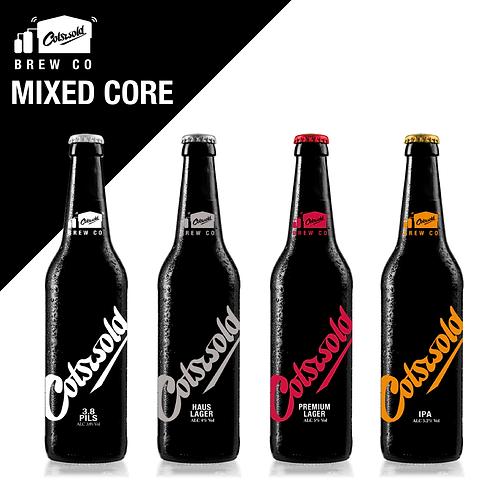 Mixed Cotswold Core Range Case - 12 x 330ml