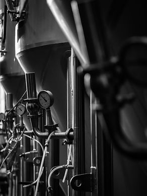 Cotswold Brew Co Lager Fermentation Tanks