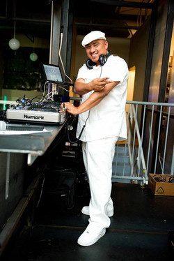 DJ LOUDTONE.