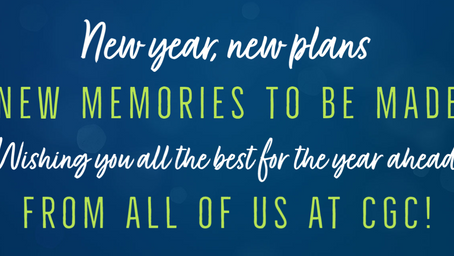 Happy New Year from CGC!