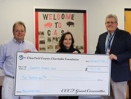 CCCF, CASD and CGC Team Up to Combat Teen Drug and Alcohol Addiction