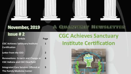 3rd Quarter CGC Pillar Now Available!