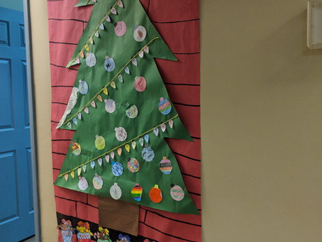 #holidayspirit is in the air at CGC!