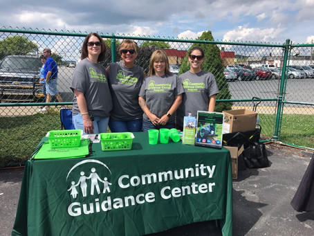 CGC at Clearfield-Jefferson Suicide Prevention Walk