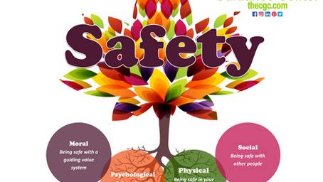November and December Theme: Safety