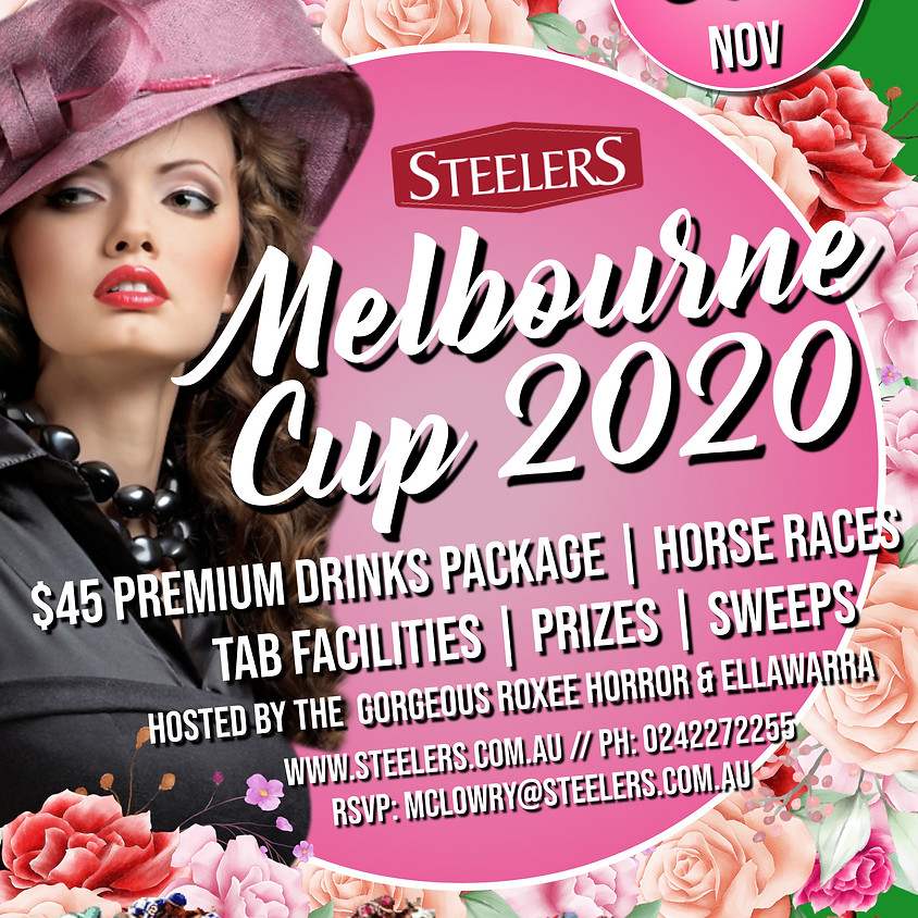 Melbourne Cup 2020 @ Steelers