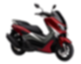Moto_Scooter_NMAX_ABS_2018_3-4_Matt_Red