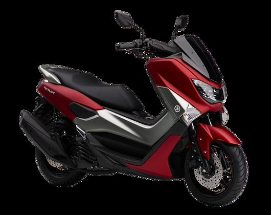 Moto_Scooter_NMAX_ABS_2018_3-4_Matt_Red