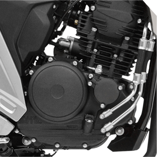 Motor 250cc Yamaha