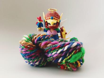 小さい糸屋さん