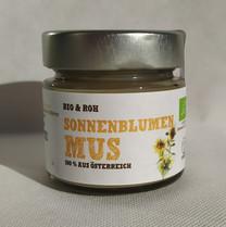 Bio Sonnenblumenkernmus