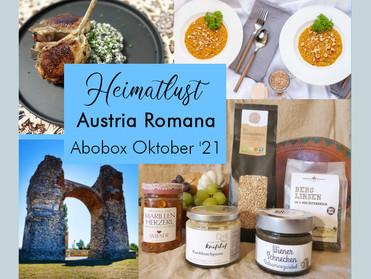 Austria Romana - Die Box im Oktober '21