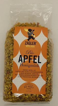 Bio Apfel Honigmüsli