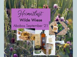 Wilde Wiese - Die Box im September '21