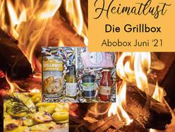 Die Grillbox im Juni '21