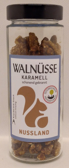 Walnuss Snack 'Karamell'