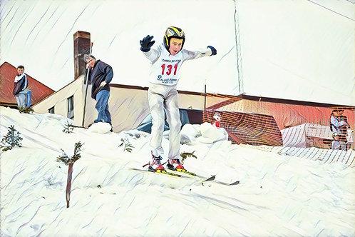 4th Annual Ski Jump Invite