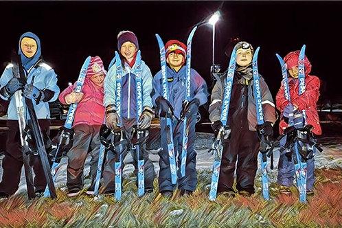 Snow Squad 9-13ys