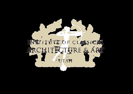 ICAA Utah Logo Diana white for light bac