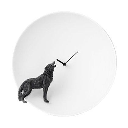 Moon X CLOCK – Wolf