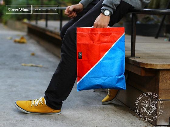 Post Bag (Brick azure)