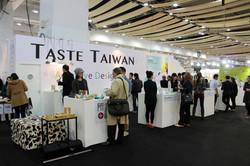 Taste Taiwan Stall