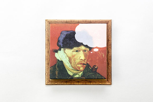 THREEM/Sticky notes (Van Gogh)
