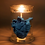 Thumbnail: Heart in Jar Candle (Red)