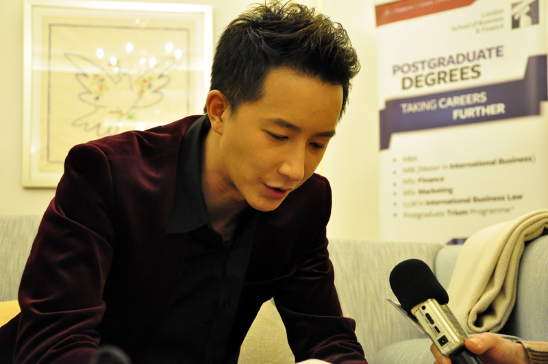 Han Geng interview