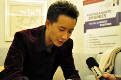 Han Geng interview