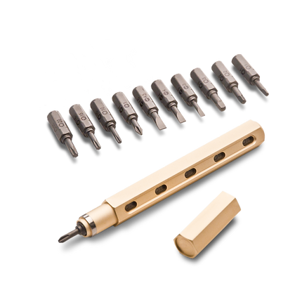 Tool pen (Champagne gold)