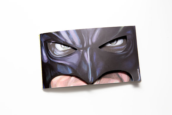 Hero Notebook (The Bat)