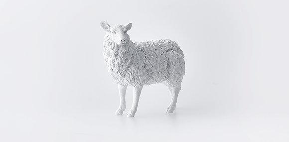 Sheep paperweight
