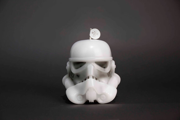 Sar Wars-Storm Trooper Candle