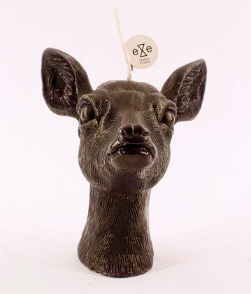 Deer Candle (Black)