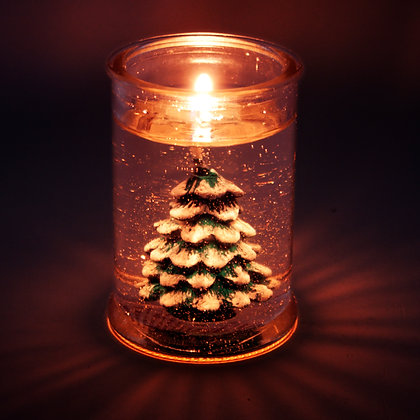 X'mas Pine tree in jar (Limited edition)