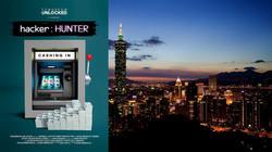 Hacker hunter cover image