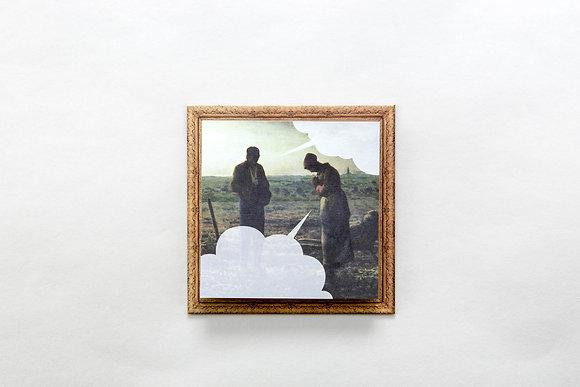 THREEM/Sticky notes (The Angelus)