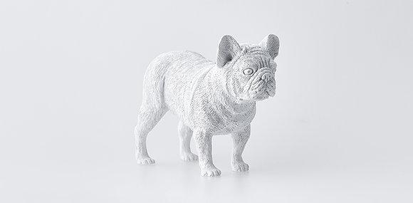 Bulldog paperweight