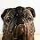 Thumbnail: British Bulldog Candle (black)