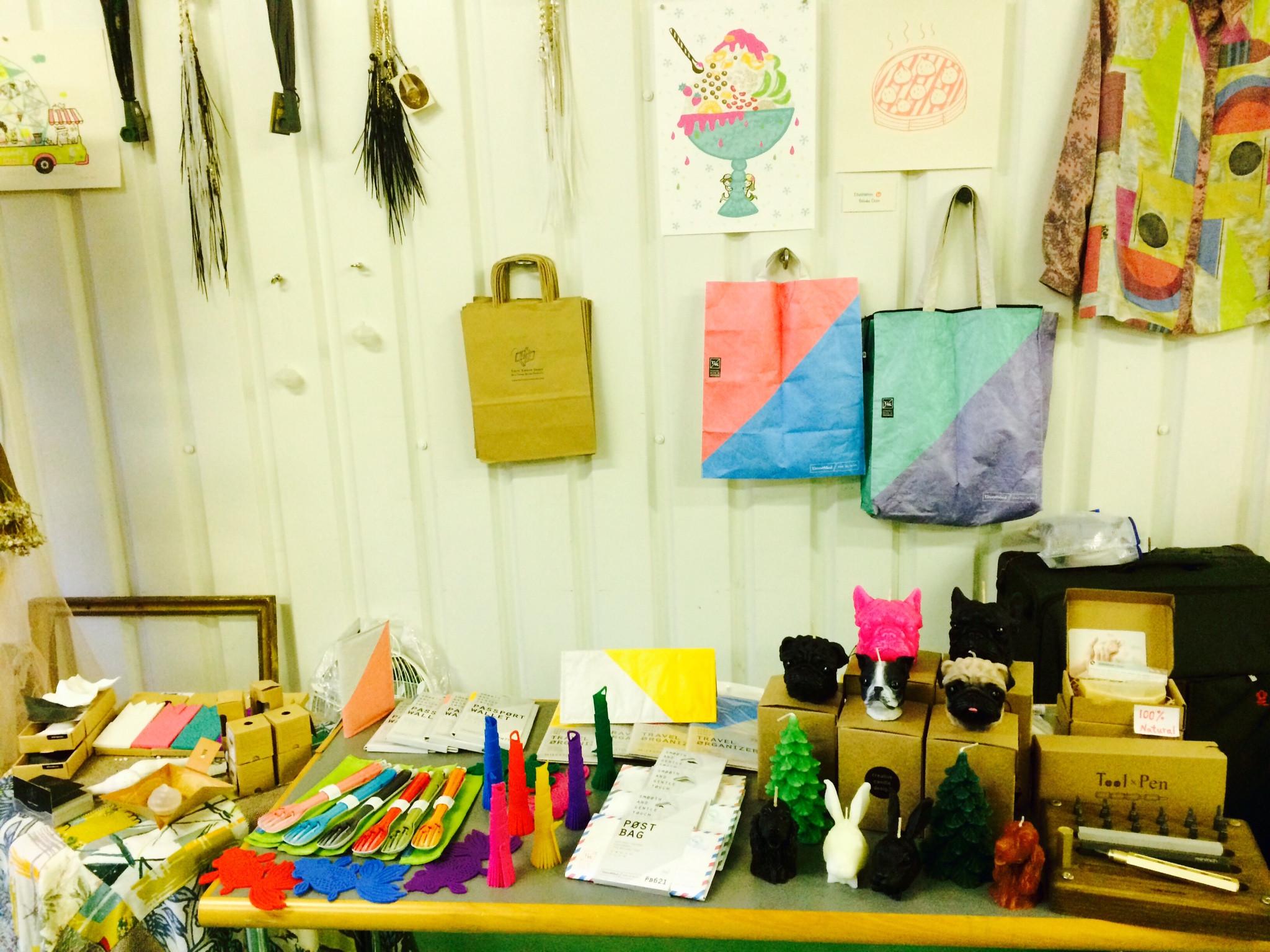 Creative Market stall