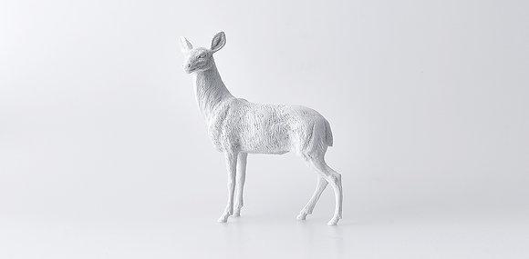 Deer paperweight