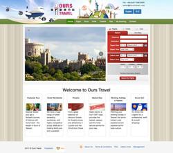 Ourstravel-website