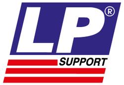 LP SUPPORT logo