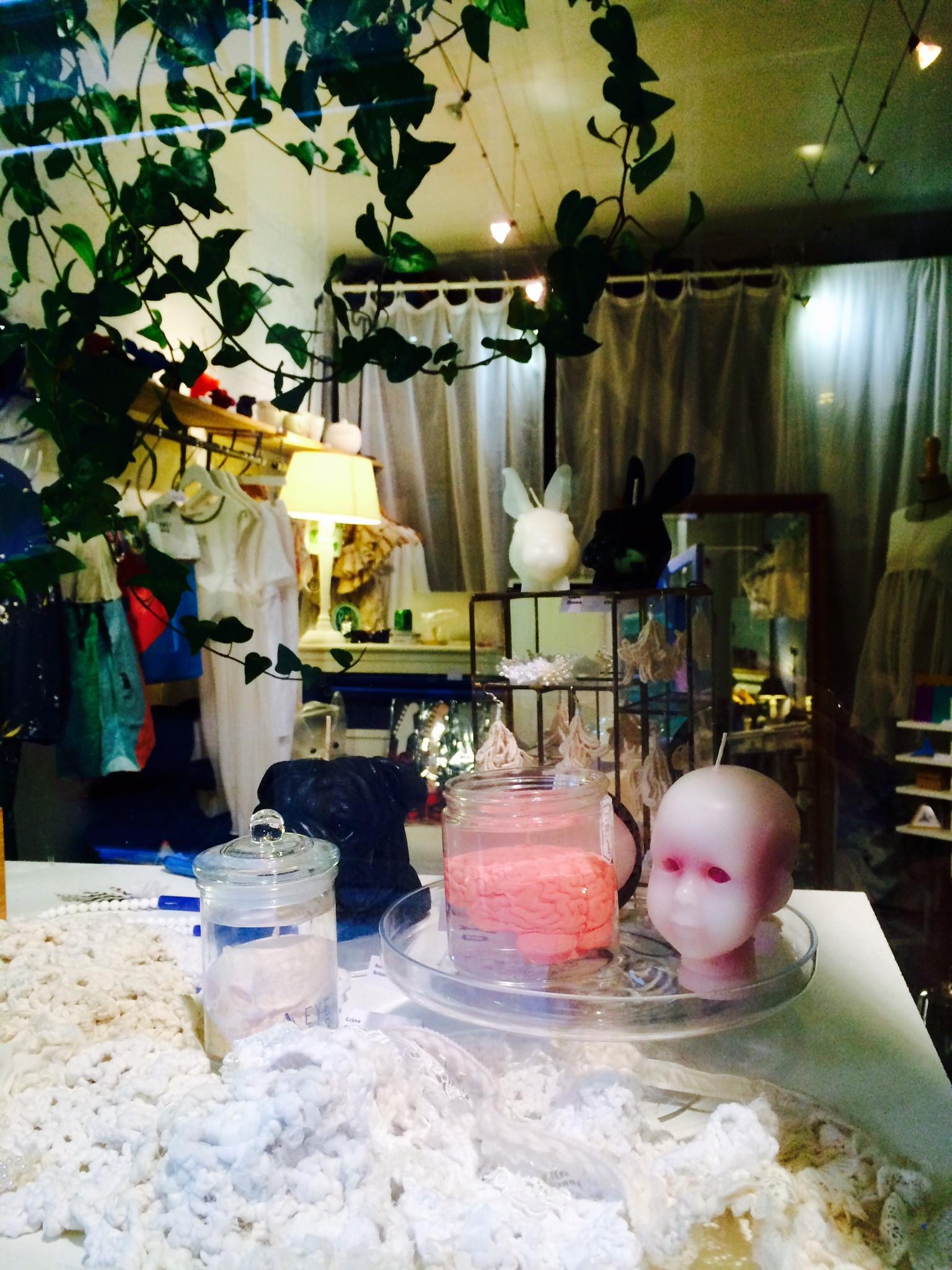 Exhibition & Pop up shop