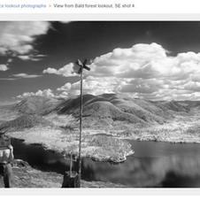 Bald Mountain SE view 1936