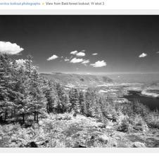 Bald Mountain West 1957