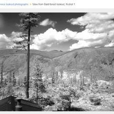 Bald Mountain N view 1957