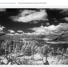 Bald Mountain NW view 1936