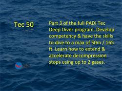 PADI_Tec 50